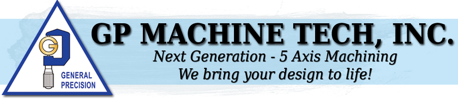 General Precision Machine Tech